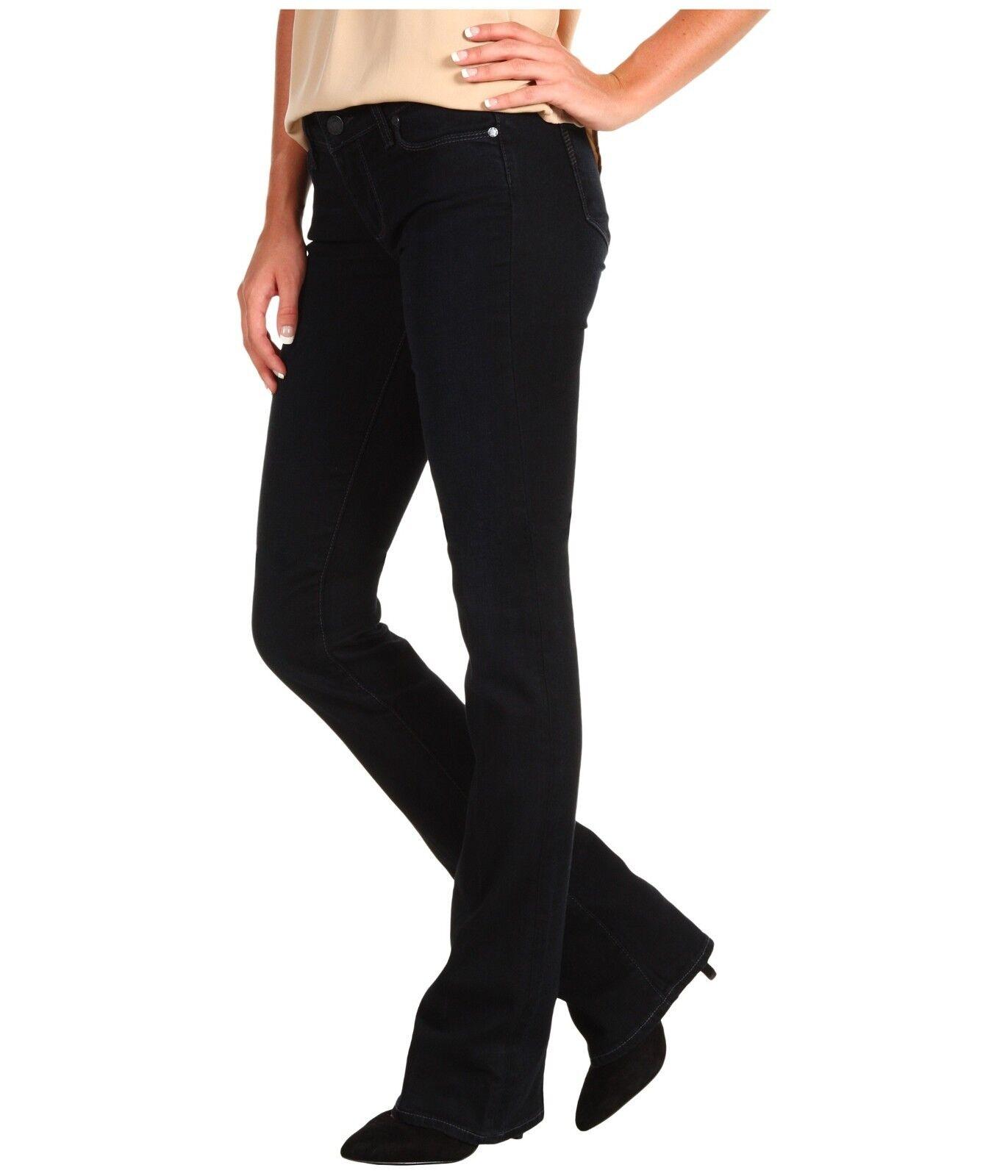 NWT  Paige Premium Denim LAGUNA JULE Slim Bootcut Jeans  SZ 23 Women Stretch