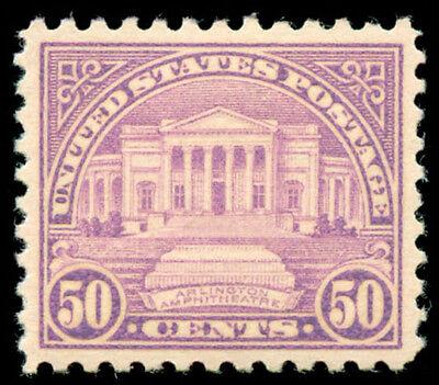 Usa Us Briefmarken #701 Postfrisch Og Nh Pse Graded Sup-98 QualitäT Zuerst Momen