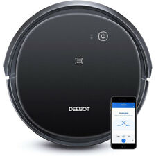ECOVACS DEEBOT 500 Smart Robot Vacuum with Max Power Suction & 110 Min. Run Time