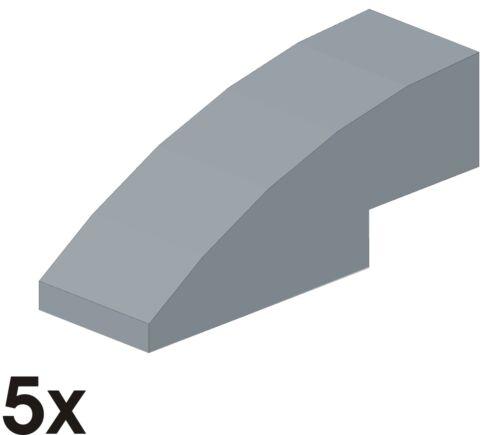 NEUE Rundsteine 3x1x1 in neu-hellgrau 5 St 50950 4251163   414