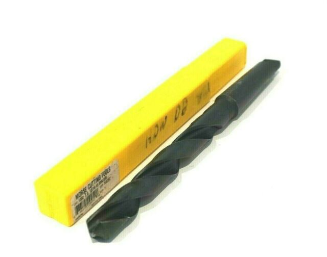Morse Cutting Tools 1302 Taper Shank Drill #3 1