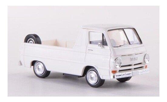 Neu Brekina 34326-1//87 Dodge A 100 Pick-Up  Weiß  Td