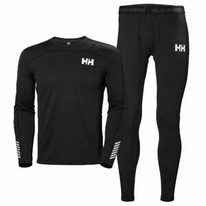 Helly-Hansen-Herren-Lifa-Active-Leicht-Isoliert-Basisschicht-Satz-52-OFF