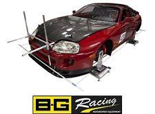 B-G Racing Car String Lines Kit- 4 Wheel Alignment System - Race Rally Car Setup
