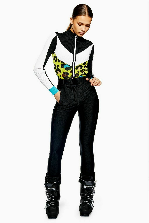 Topshop Womens Ski Trousers Size