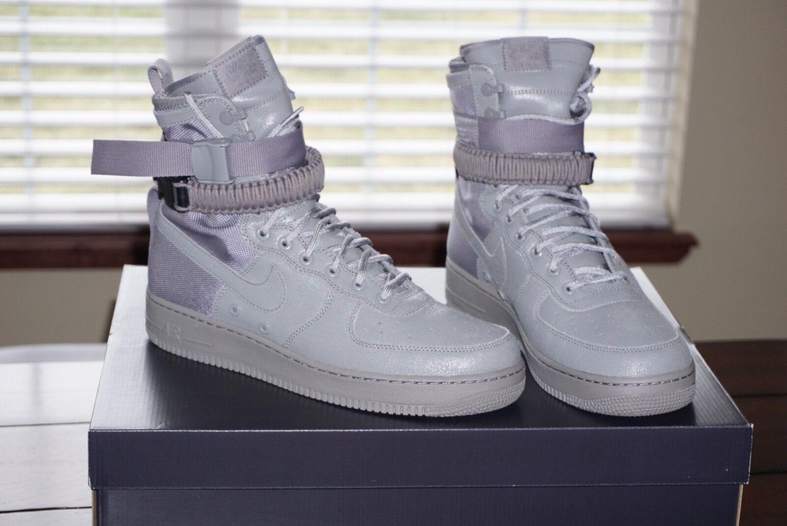Nike - air force 1 sf - Nike männer - größe 11,5 staub graue turnschuhe 903270-001 6c7c02