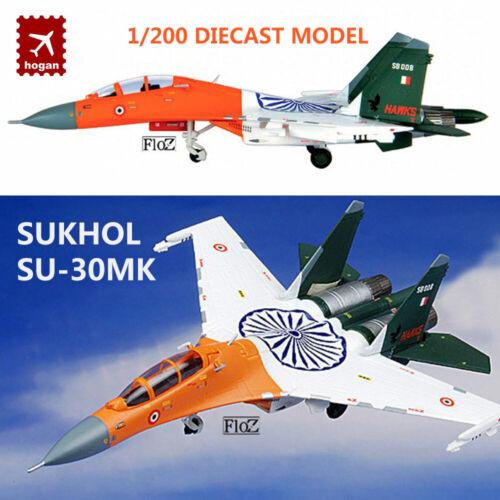 SUKHOL SU-30MK 1//200 diecast plane model aircraft Hogan