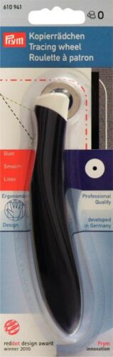 Prym ergonómica Tracing Wheel Liso-cada uno 610941