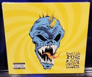 Esham-Reel-Life-Hits-amp-Acid-Trips-CD-SEALED-insane-clown-posse-twiztid-eminem