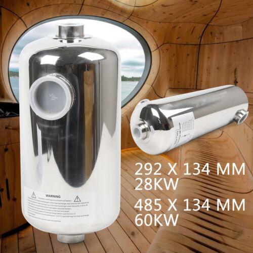 28 KW//60 KW Edelstahl-Schwimmbadwärmetauscher,Solar,Wärmepumpe,Sonderposition