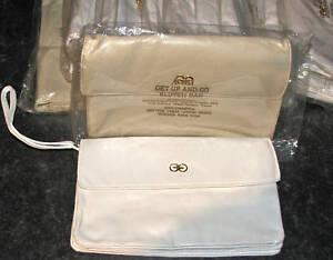 colore '90 Get Avon per Borsa anni bianco '80 frizione borsa Go qnBz4