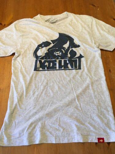 Nintendo New York T-Shirt M Gray Video Gaming Swit