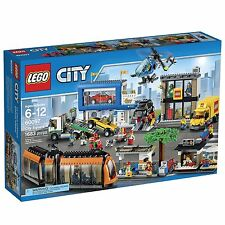 NIB! LEGO City Town Square 60097