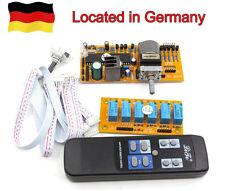 MV02 4 way input Motorized Remote Volume Control board with 100K ALPS Pot    GE