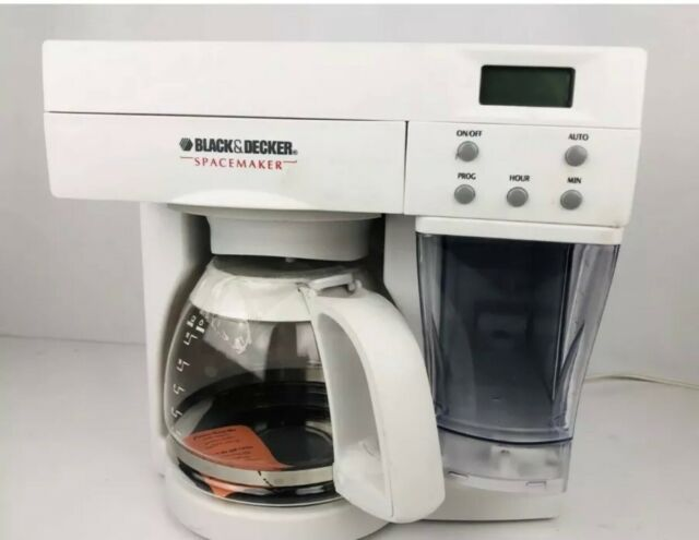 Counter E Saver Coffee Maker
