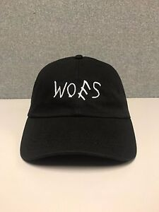 749b33a434b Image is loading WOES-custom-UNSTRUCTURED-slide-buckle-DAD-CAP-HAT-
