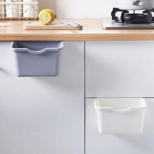 21X13.5X12.5cm Küchen Abfalleimer Hängender Abfallbehälter Abfallsammler