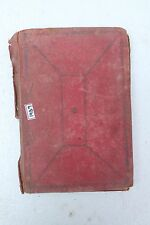 Old Printed Islamic Arabic Urdu Language Quran? Religious Book RARE FINDS NH1939