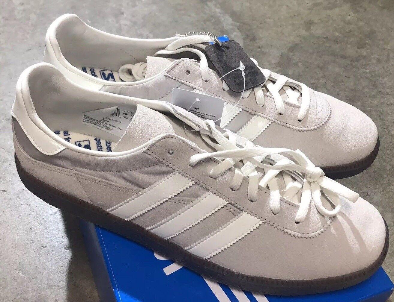 Adidas GT Wensley SPZL Brown White Granite Sz 10 NIB CG2925