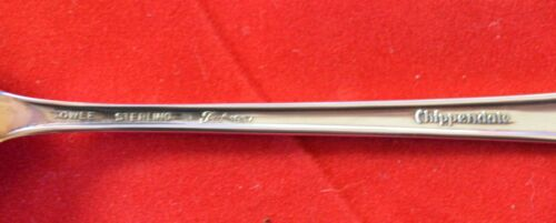 Chippendale by Towle Sterling Silver Teaspoon 6-1//8 inches