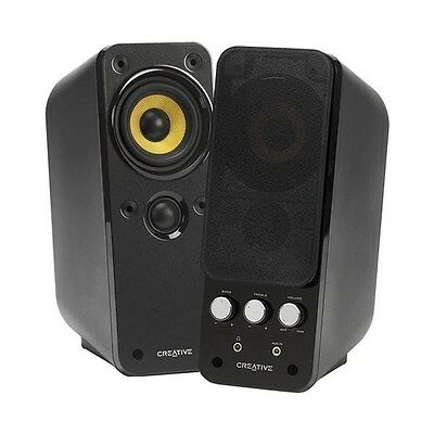 Creative GigaWorks T20 Series II Multimedia Stereo Speaker W/BasXPort Technology