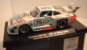 Qq 88332 Fly Porsche 935 K3 24h Le Mans 82 No75 Haldi teran Ufo
