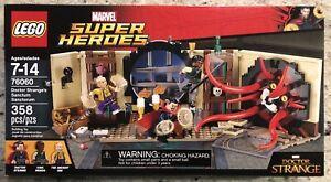 LEGO 76060 Marvel Super Heroes Doctor Strange/'s Sanctum Sanctorum NEW