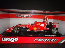 Bburago Ferrari F1 SF15 Kimi Raikkonen 1/18