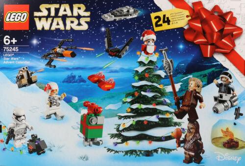 Lego Star Wars set 2 x calendario de Adviento 75245//2019 75213//2018 Navidad