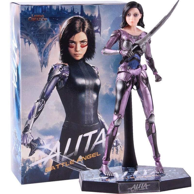 Legend Creation Alita kämpfen Angel PVC Figure Collectible Modell Spielzeug