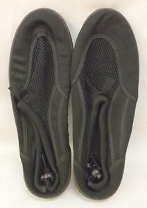 MENS SCII S.C.I.I. CLOSE TOE MESH BEACH SLIP ON WATER SHOES SIZE 9 ~MB~