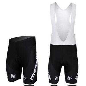 Merida-Men-039-s-Women-039-s-Cycling-Shorts-Coolmax-Padded-Bike-Bicycle-Knicks-S-5XL