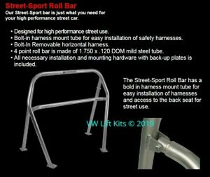 Ultimate-Rally-Style-Roll-Cage-for-VW-New-Beetle-MK4-1998-2010-Bolt-in-style