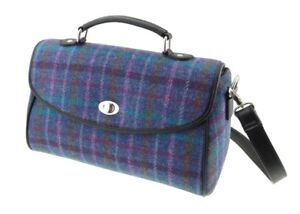 De Tweed Col Harris Pourpre Femmes Authentique Lb1021 Vérification Cartable 51 w4XBSSEq