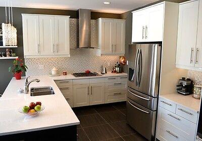 Ikea Grimslov Kitchen Cabinet Door Drawer Front Off White Ebay