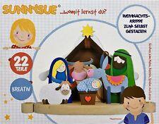 Weihnachtskrippe Zum Selbst Gestalten Ebay