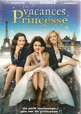 """DVD """"DES VACANCES DE PRINCESSE : BIENVENUE A MONTE CARLO"""" - Selena GOMEZ - NEUF"""
