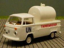 Brekina 33924 VW Pritsche T2 UN Trinkwasser H0 1:87