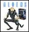 """NECA alieni 9/"""" Chrysalis-Alieno Xenomorph avp predator Action Figure"""
