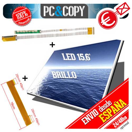 "All portable screen 15,6/"" led b156xw02 v.0 HD 1366x768 Brightness 15.6/"" screen"