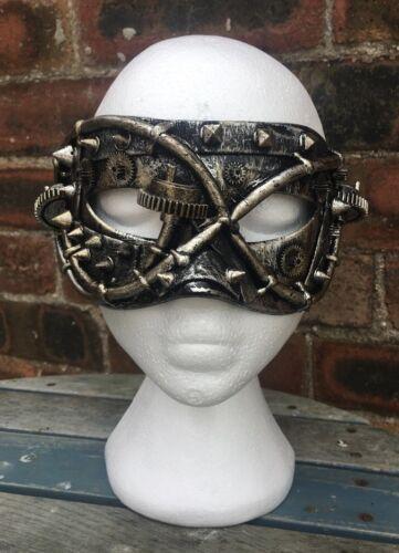 Lo Steampunk e borchie Facciata Maschera Masquerade Nemesis Now Nuovo Costume