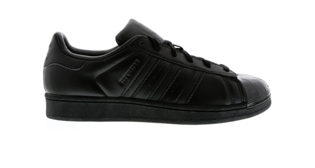 black adidas trainers ladies