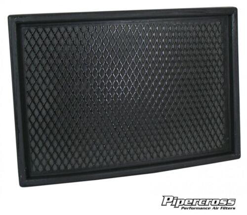 Peugeot 206 2.0 16v GTi 180 09//02 Pipercross Performance Air Filter