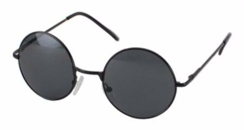 New Lens John Lennon Style Round Sunglasses Retro Adults Mens Womens Glasses UK