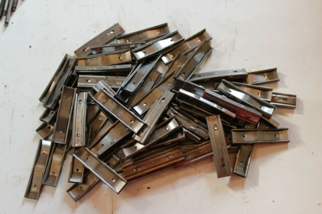 Swedish Mauser M96 fits 6 5x55 or  308 ammo Stripper Clips Lot of 10 RUSTY  C347