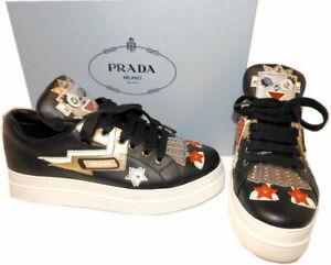 PRADA Women's Robot Running Sneakers