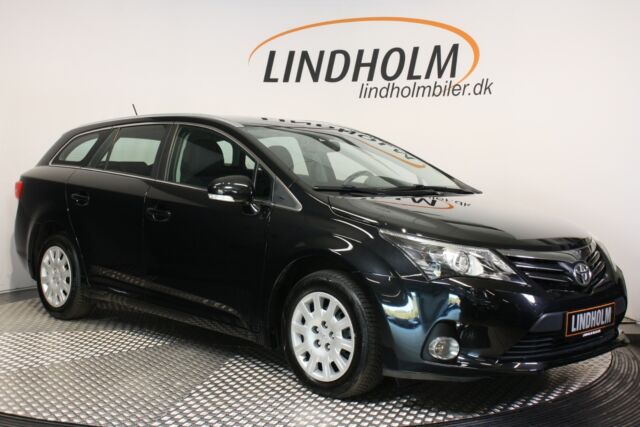 Toyota Avensis 2,0 D-4D T2 Touch stc.