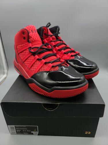 Nike Air Jordan Max Aura Basketball Shoes Red Black CU4929-600 Men/'s 11.5
