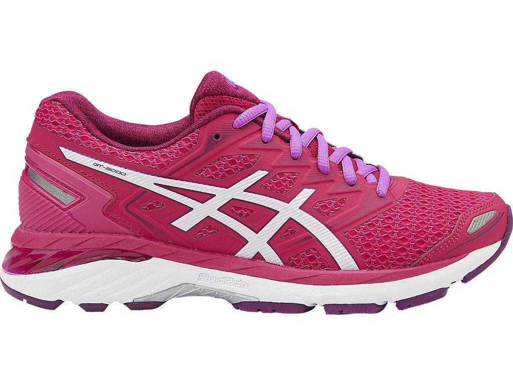NIB Women's Asics GT-3000 5 T756N-2101 Running Shoes Rose Surveyor Flux Cheap and beautiful fashion