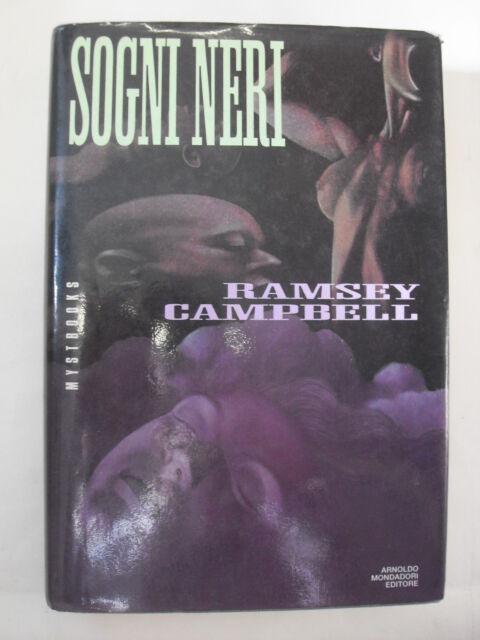 CAMPBELL   SOGNI NERI   ED ARNOLDO MONDADORI 1992